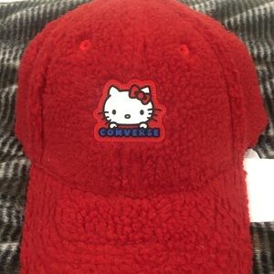 Converse Hello Kitty Dad Hat